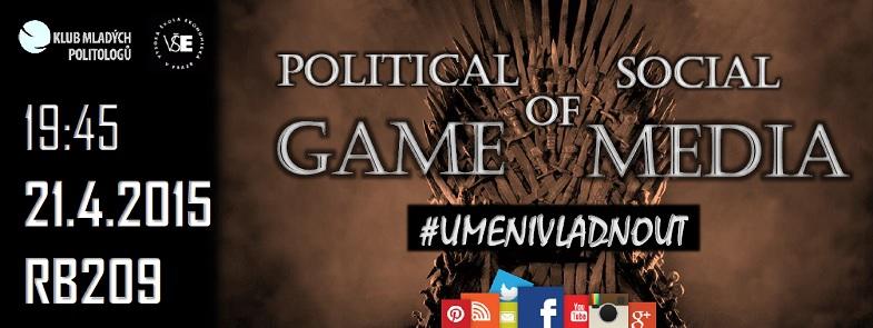 Political game of social media