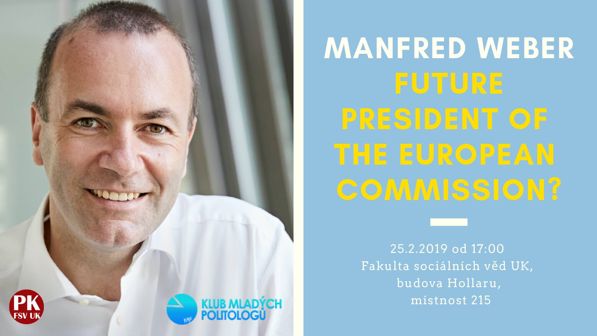 Manfred Weber – Future president of the European Commission?