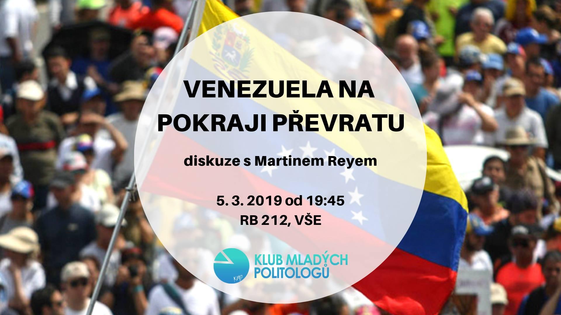 Venezuela na pokraji převratu