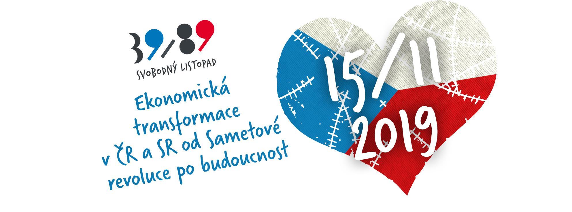 Ekonomická transformace v ČR a SR od Sametové revoluce po budoucnost