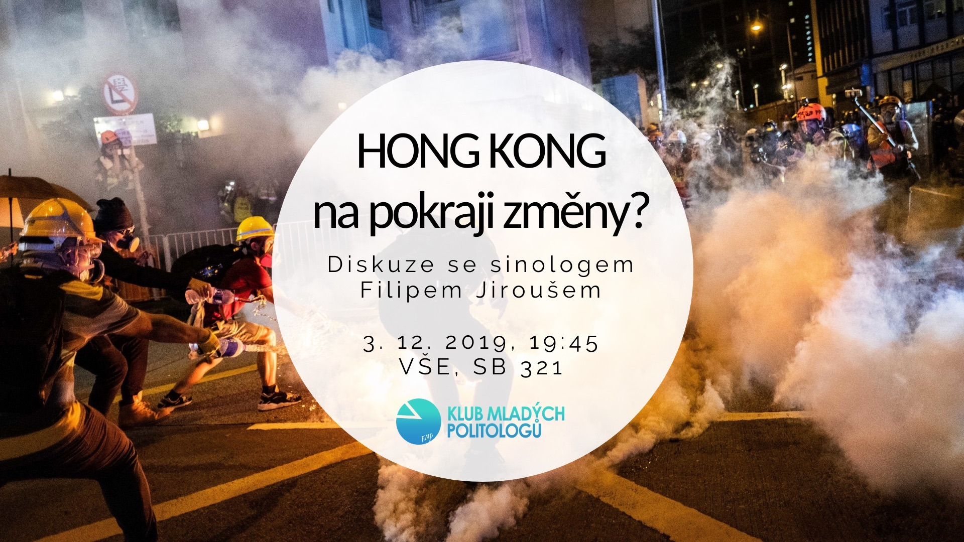 Hong Kong na pokraji změny?